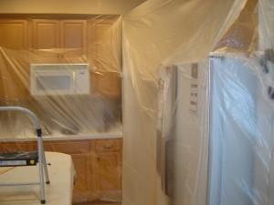using a dust cover for skylight transformation is smart