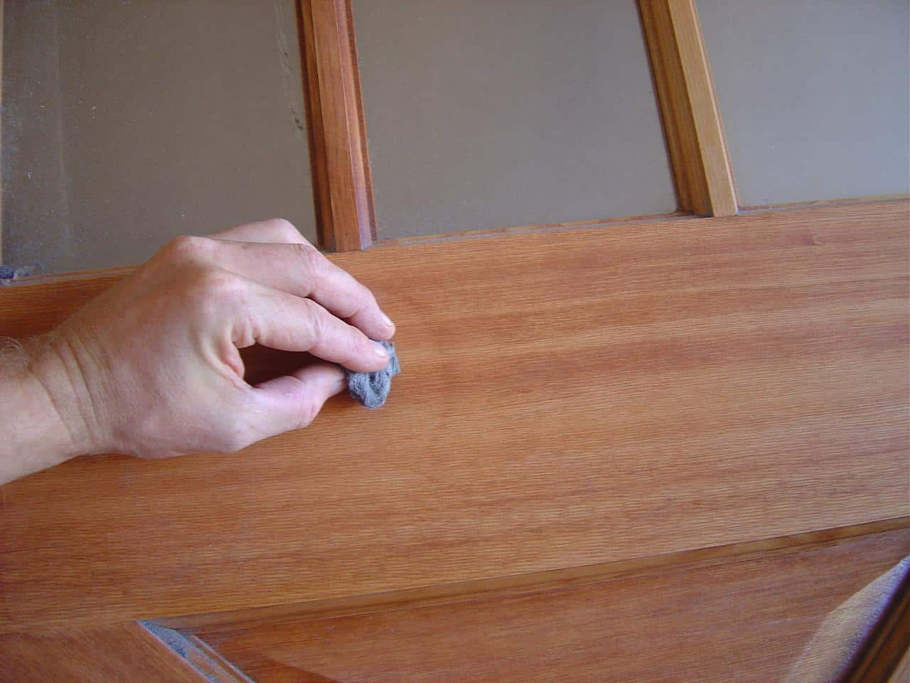 Exterior Door Installation: How To Stain And Finish A Wood Door