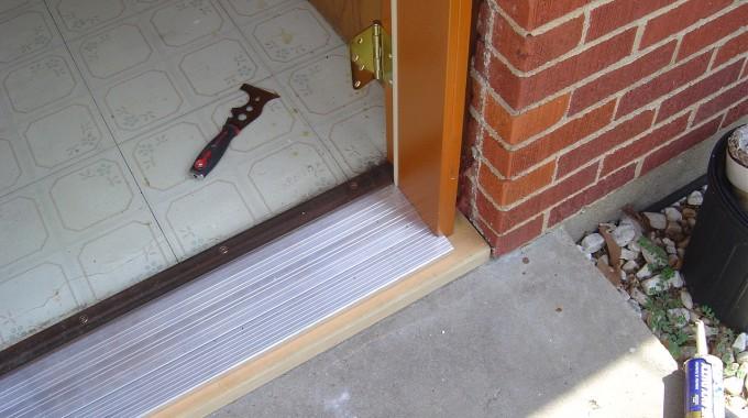 Exterior Door Installation: Preparing The Doorway For A New Door