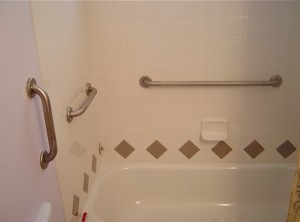 grab bar for bathrooms