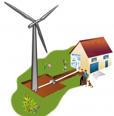 Wind Powered Generator Kits – Two Strategies To Make Them Work for You