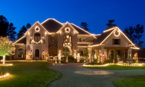 christmas decorating ideas with lights