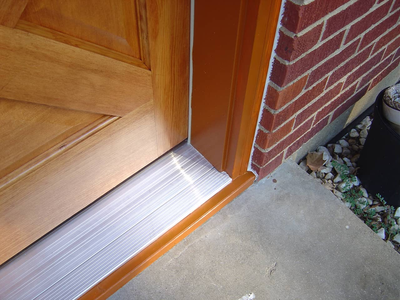 aluminum door thresholds exterior submited images