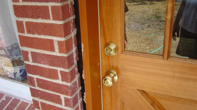 Exterior Door Installation: Installing A Prehung Door