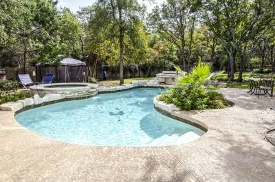 Basic swimming pool shapes and designs that work for Pool design basics
