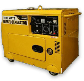 Saving Money With A Diesel Generator