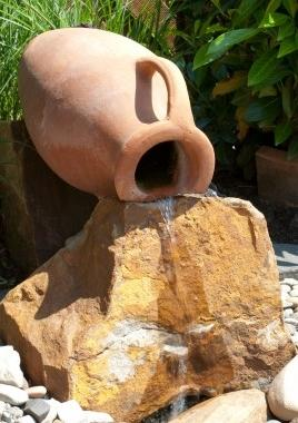 Attractive Garden Water Features On A Budget