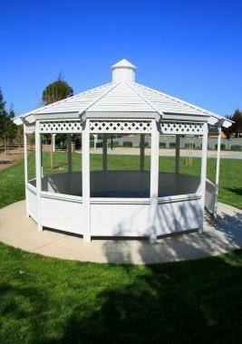 Vinyl Patio Cover Kits For Yard Personality