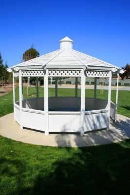 vinyl patio cover kit