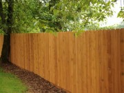 Cedar Fence Materials