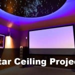 Fiber Optic Star Ceiling