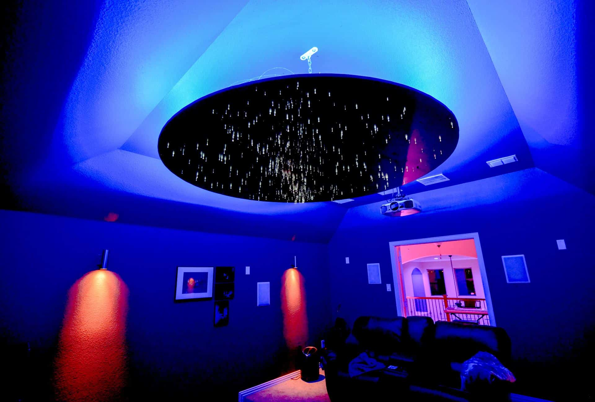 ceiling stars choosing the best indoor star scape