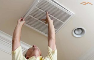 fixing air leaks will save energy in your home this summer