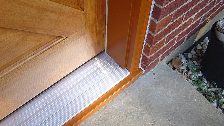 careful painting and clean caulk will add a nice finsih to your door installation